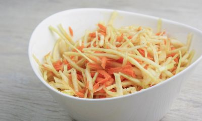 Carrot Cabbage Salad