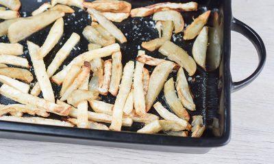 Ovenbaked Celery Root & Jerusalem Artichokes