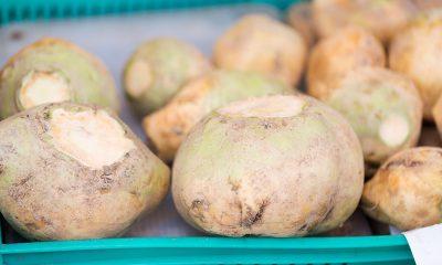 Rutabagas (Swedish Turnip)